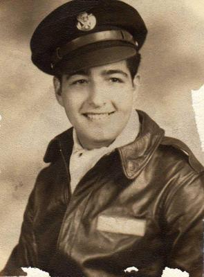S-SGT Weido Chipoletti WWII