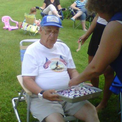 Dad (Weido) 90 Years old July 4th 2013