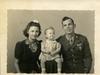 Ed, his wife JimoLee and daughter Edwyna