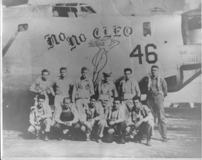 The crew of No No Cleo
