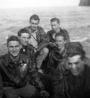 Clockwise from lower left:  Roberts, Johnson, Norris, Sparks, Manz, Eldridge